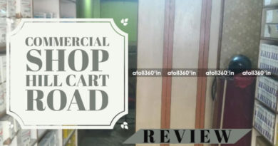 Commercial Shop at Hill Cart Road Review