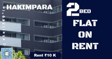 2 Bed Flat On Rent in Siliguri Hakimpara