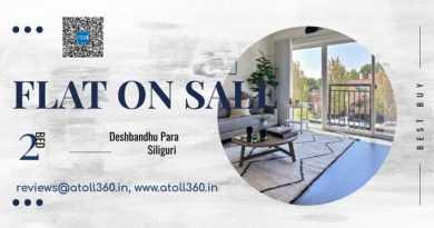 2 Bed Flat For Sale Deshbandhu Para Siliguri