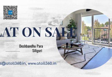 2 Bed Flat For Sale Deshbandhu Para Siliguri