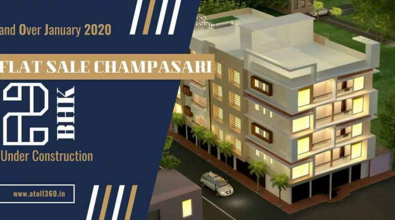 2 Bed Flat For Sale Champasari Siliguri