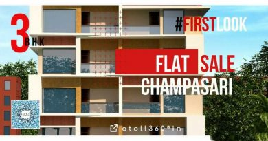 3 Bed Flat For Sale Champasari Siliguri