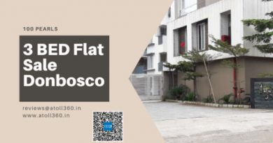 3 Bed Luxurious Flat Sale Near Don Bosco School Siliguri 100 pearls