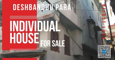 Independent House for sale in Siliguri Deshbandhu Para
