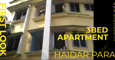 Haidar para 3 Bed Flat For Sale Siliguri