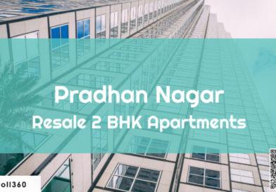 Pradhan Nagar 2 Bed Flat For Sale Siliguri