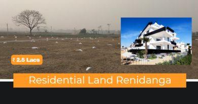 Land for Sale in Siliguri Ranidanga