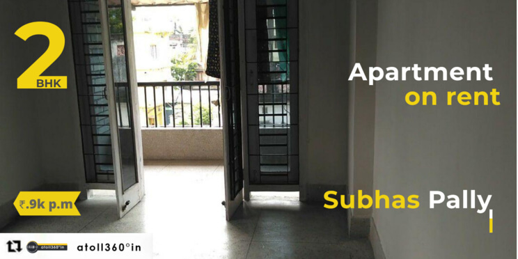 Flat For Rent in Siliguri Subhas Pally