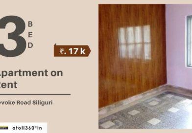 Flat For Rent in Siliguri Sevoke Road