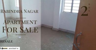 Flat For Sale Siliguri Rabindra Nagar
