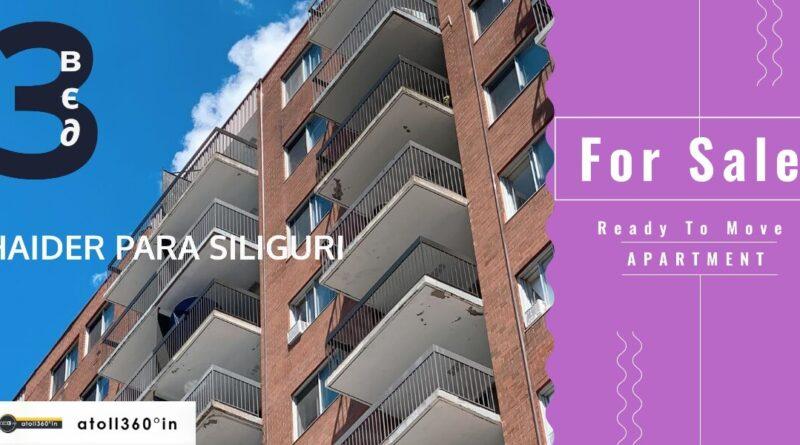 Flat For Sale Siliguri Haider Para