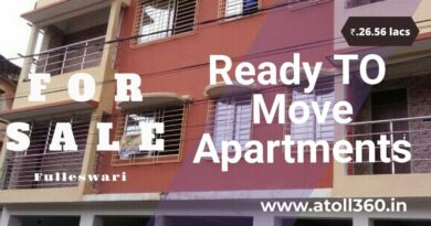 Flat For Sale Fulleswari Siliguri