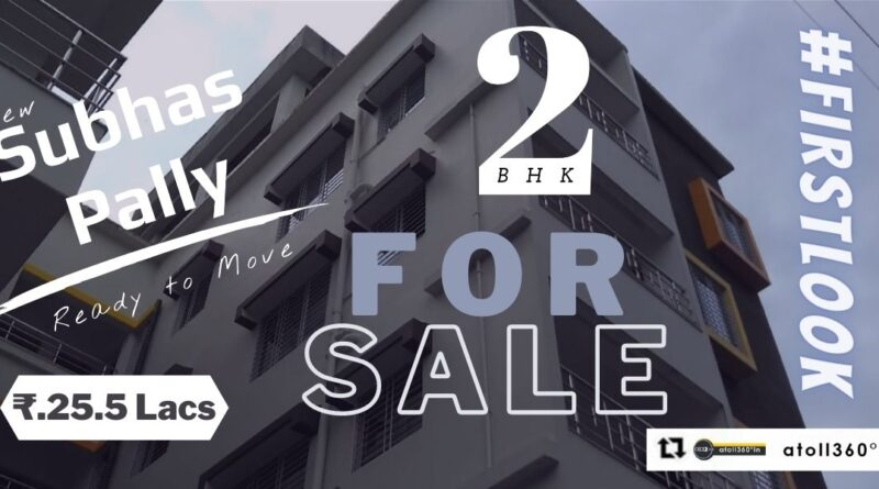Flat For Sale in Siliguri Subhas Pally