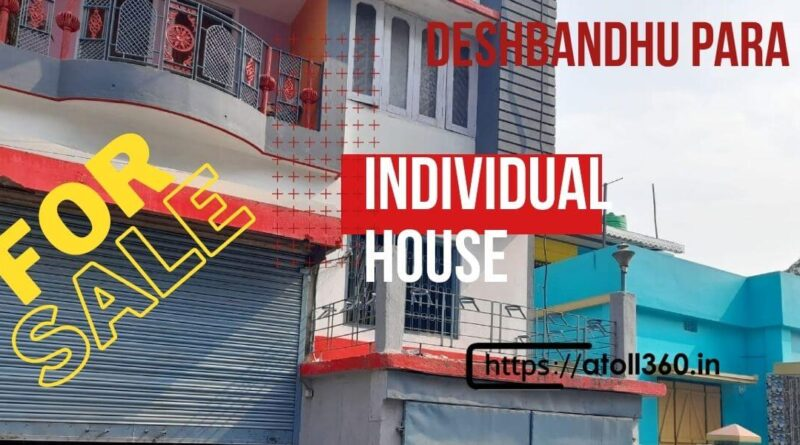 House for Sale in Siliguri Deshbandhu Para