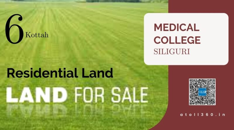 Land in siliguri