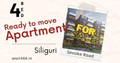 Flat for sale in siliguri sevoke road