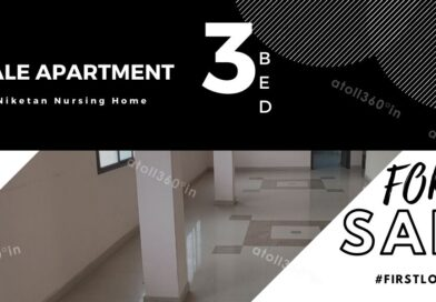 Flat For Sale Siliguri Arogya Niketan Nursing Home