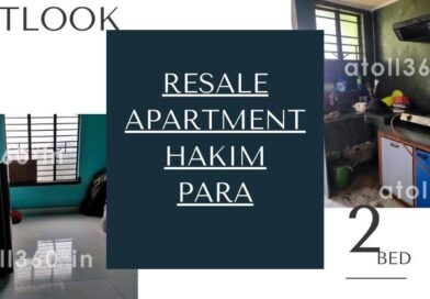 Resale 2 bed Flat for sale in Siliguri Hakim Para