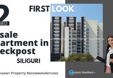 Flat for sale in Checkpost Siliguri