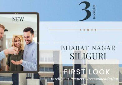 3 Bed Flat in Bharat Nagar Siliguri