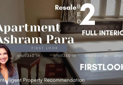 Flat For Sale in Ashram Para Siliguri